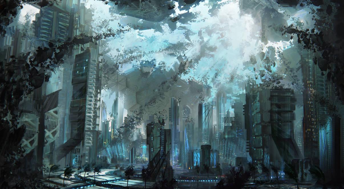 sci fi art - 1200×660