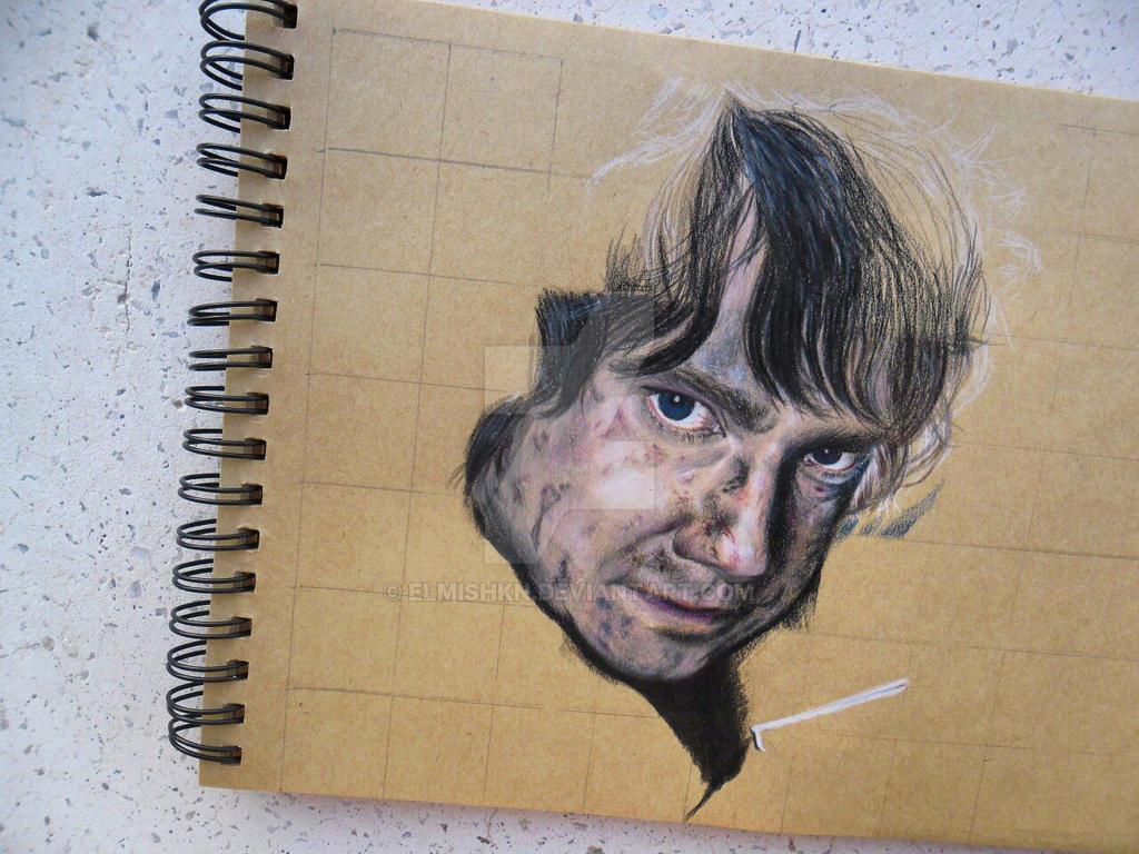 Work in progress 3  Bilbo Baggins(Martin Freeman) by