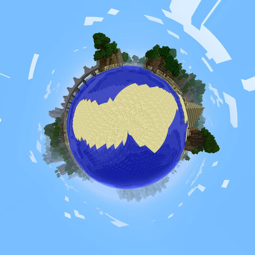 Minecraft Mini Planet 2 by jarry1215 on DeviantArt