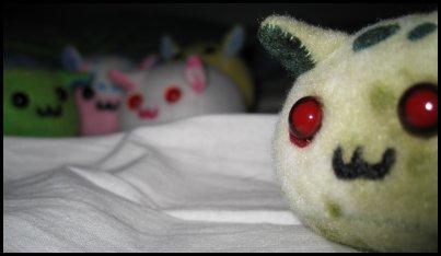 Puggle Halloween by twilightwarrior