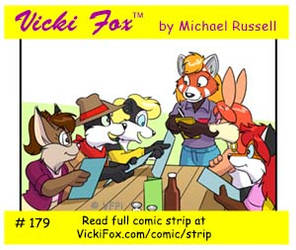 Vf179 - Next weekend eats by VickiFox