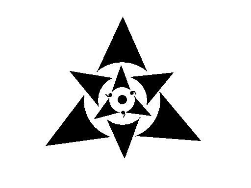 Sharingan Triangle by Jayemlai