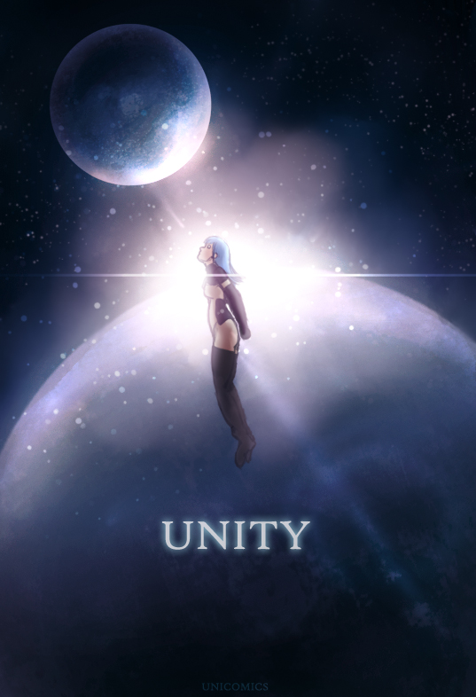 Space And Unity In Art : Unity by unicomics chowkofsky on deviantart