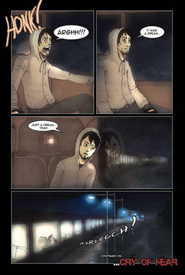 Cry of Fear COMIC p3