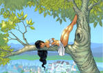 Neya's Summer Tree