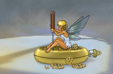 Fairy Watch by MatsOhrman
