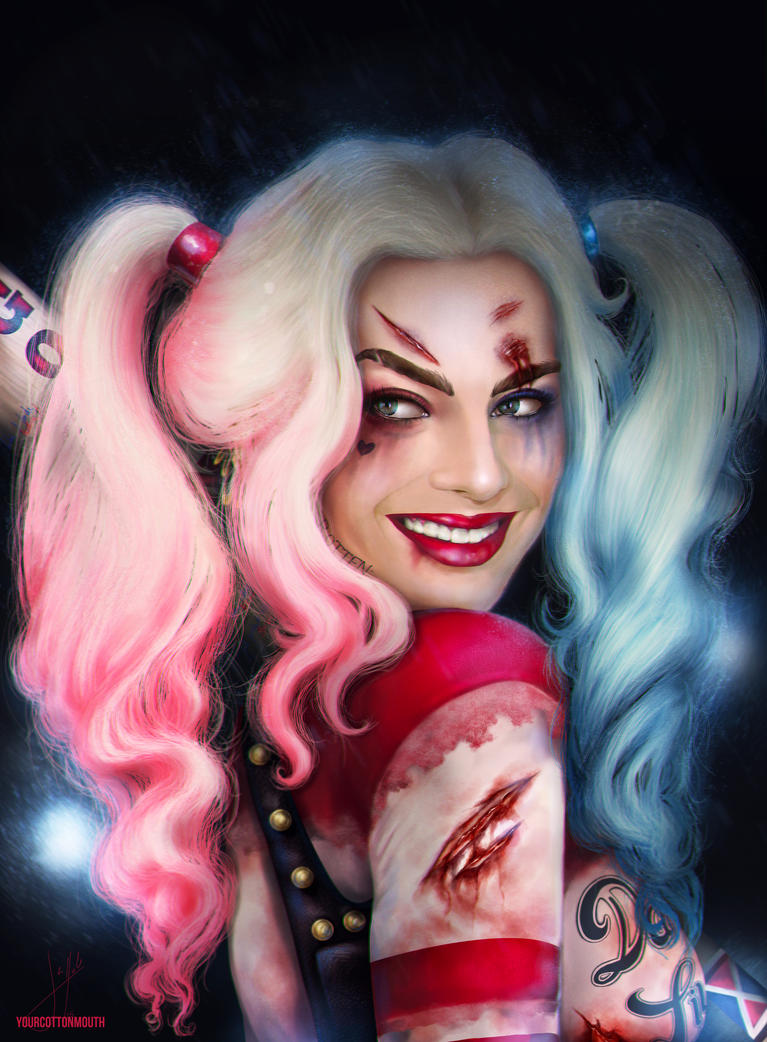 Harley by YourCottonmouth