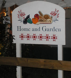 Home and Garden Arts-Crafts