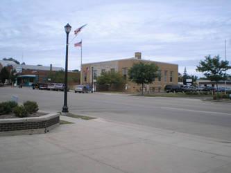 Elkhorn, WI Post Office by steward
