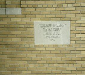 Dedication Stone by steward