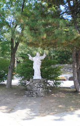 Holy Hill Statue by steward