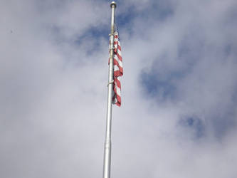 Neglected Flag by steward