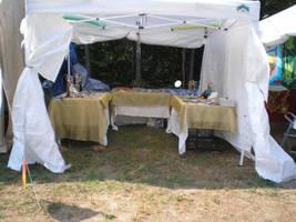 Joan's Store Tent 1 by steward
