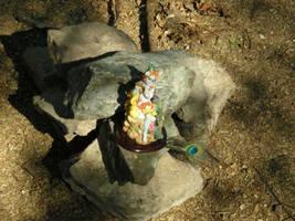 Pentacle shrine by steward