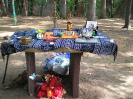 Beloved Dead Altar by steward