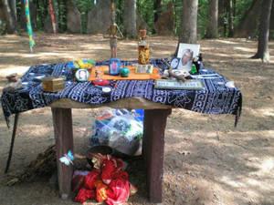 Beloved Dead Altar