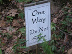 One way - not really