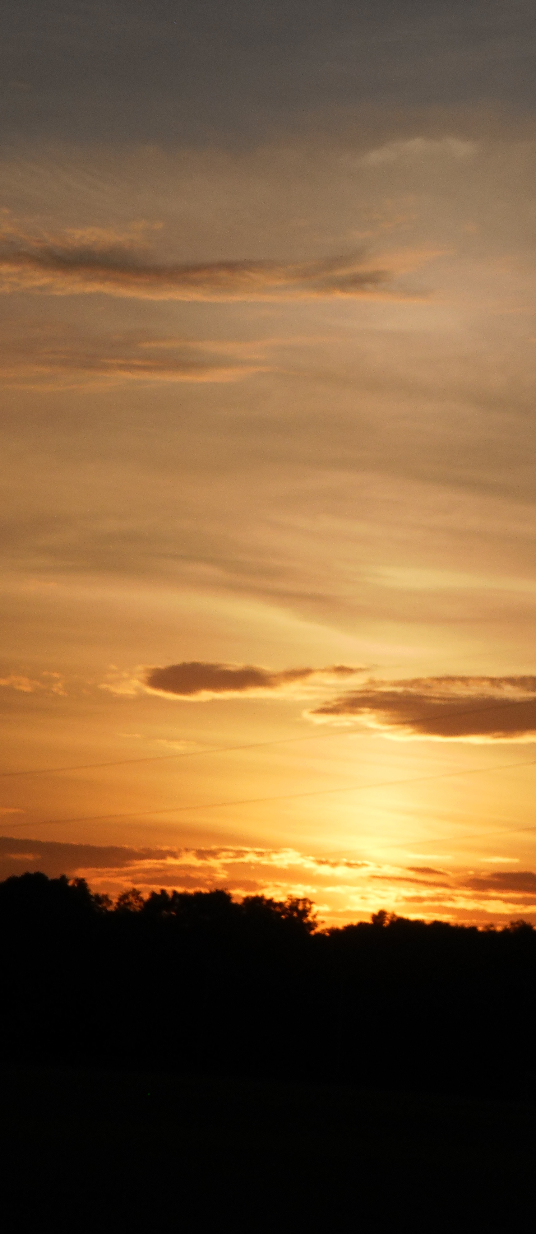Sunset Summer Solstice 2014 by steward