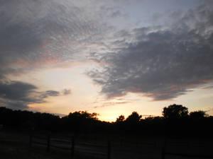 Evening Civil Twilight Summer Solstice 2014