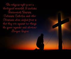 Religious Right Two Principles