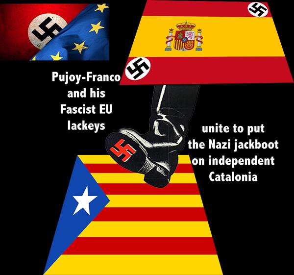 Llibertat in Catalonia by steward