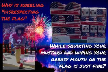 Flag Respect