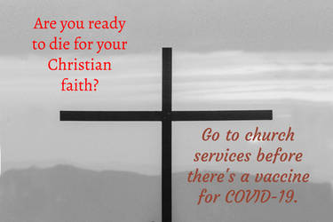 Death by Churchgoing