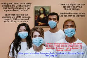 US Constitution v. Biology