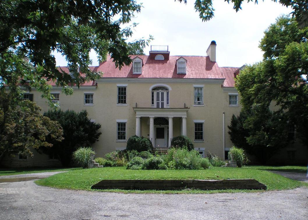 SHWC2006: Claymont Mansion by steward