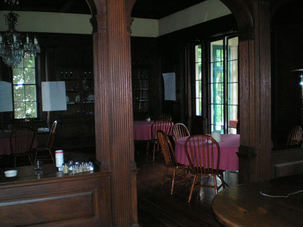 SHWC2006: Mansion Dining Area by steward
