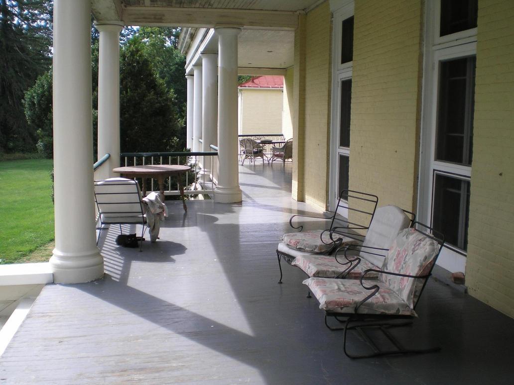 SHWC2006: Mansion Back Porch by steward