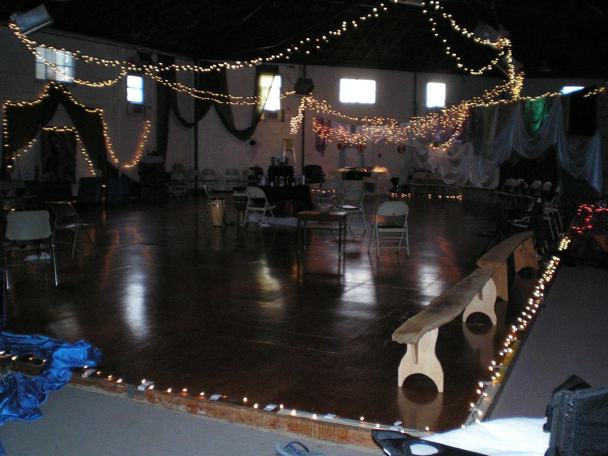 SHWC2006: The stage is set.. by steward