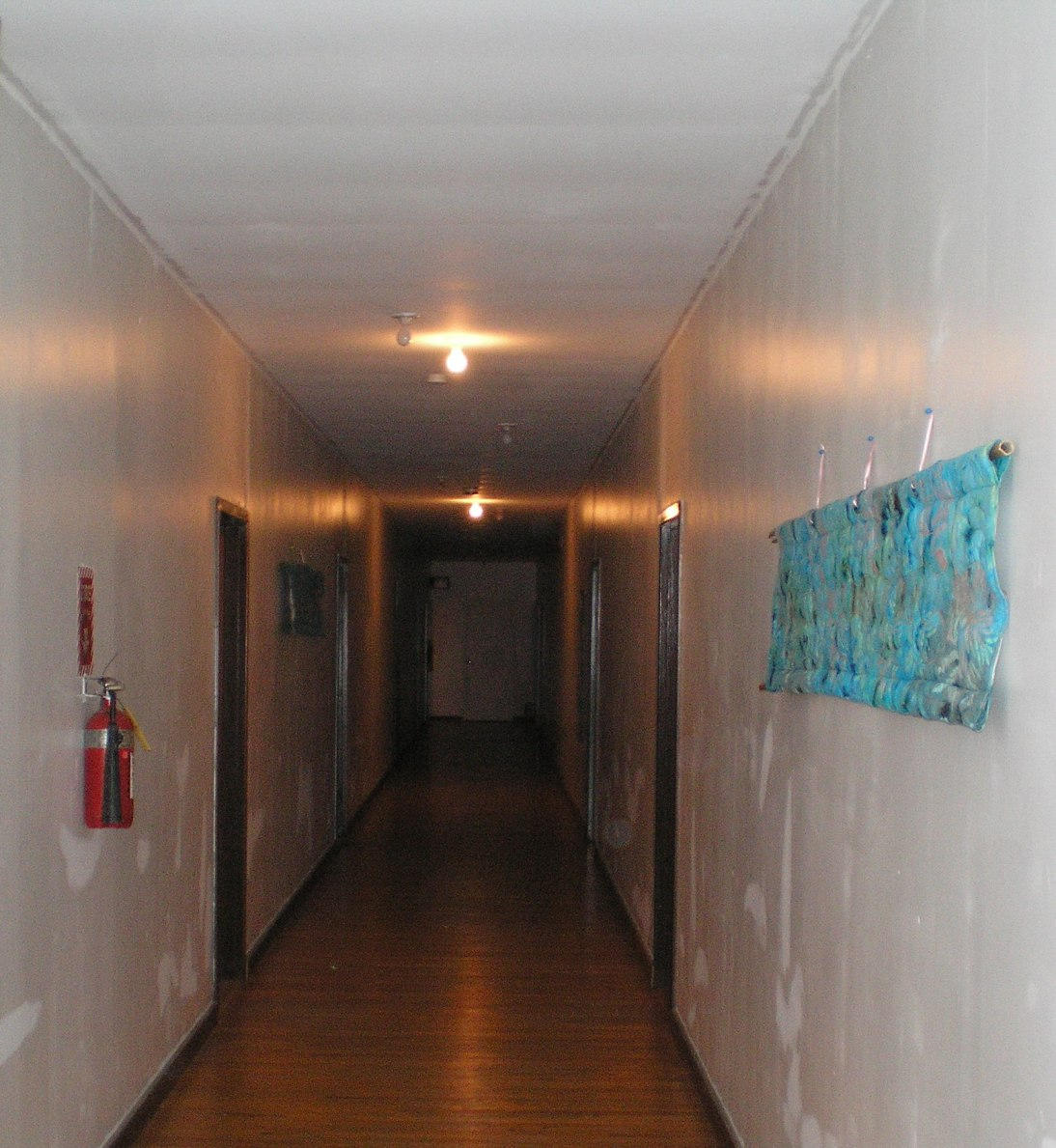 SHWC2006: Dorm Corridor by steward