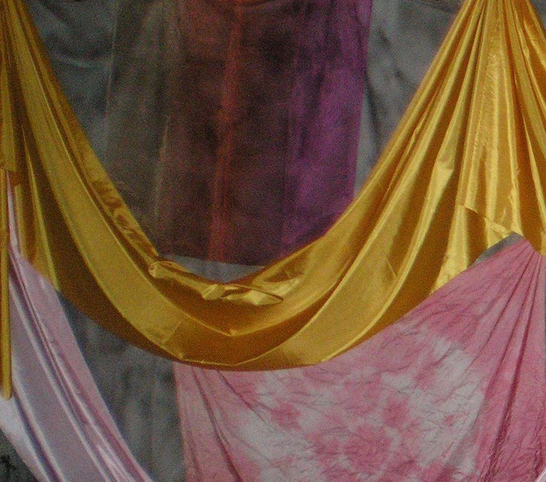 SHWC2006: Canvas draperies by steward