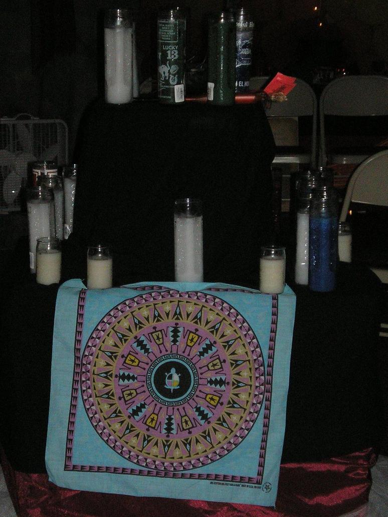 SHWC2006: Center Altar Closeup by steward