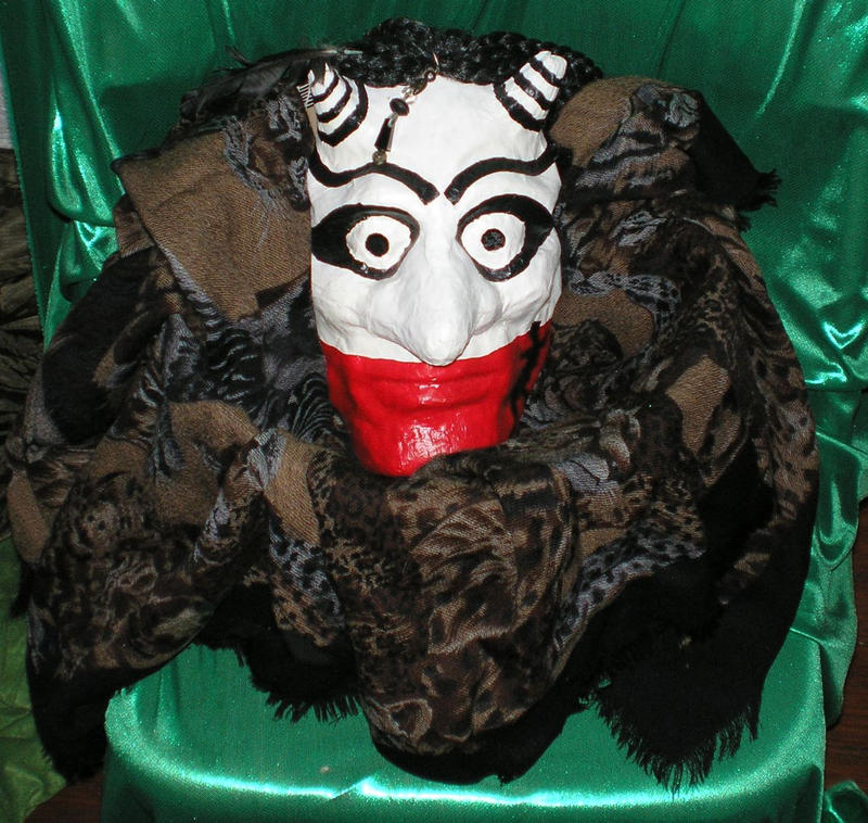 SHWC2006: Community Masks 1 by steward