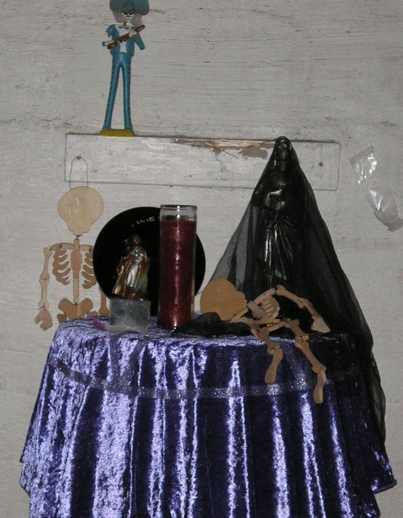 SHWC2006: Personal Altar 2 by steward
