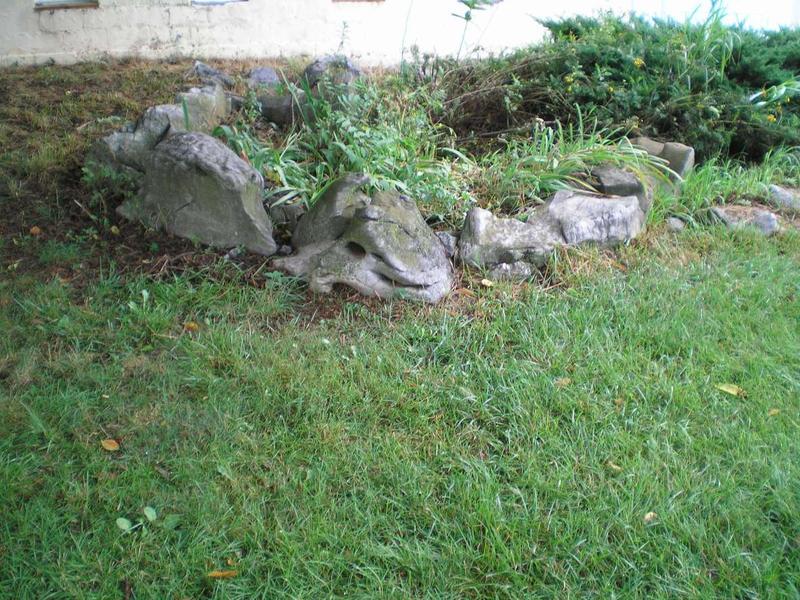 SHWC2006: Stone Semicircle by steward