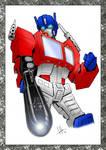 GerHankey's Optimus Pinup