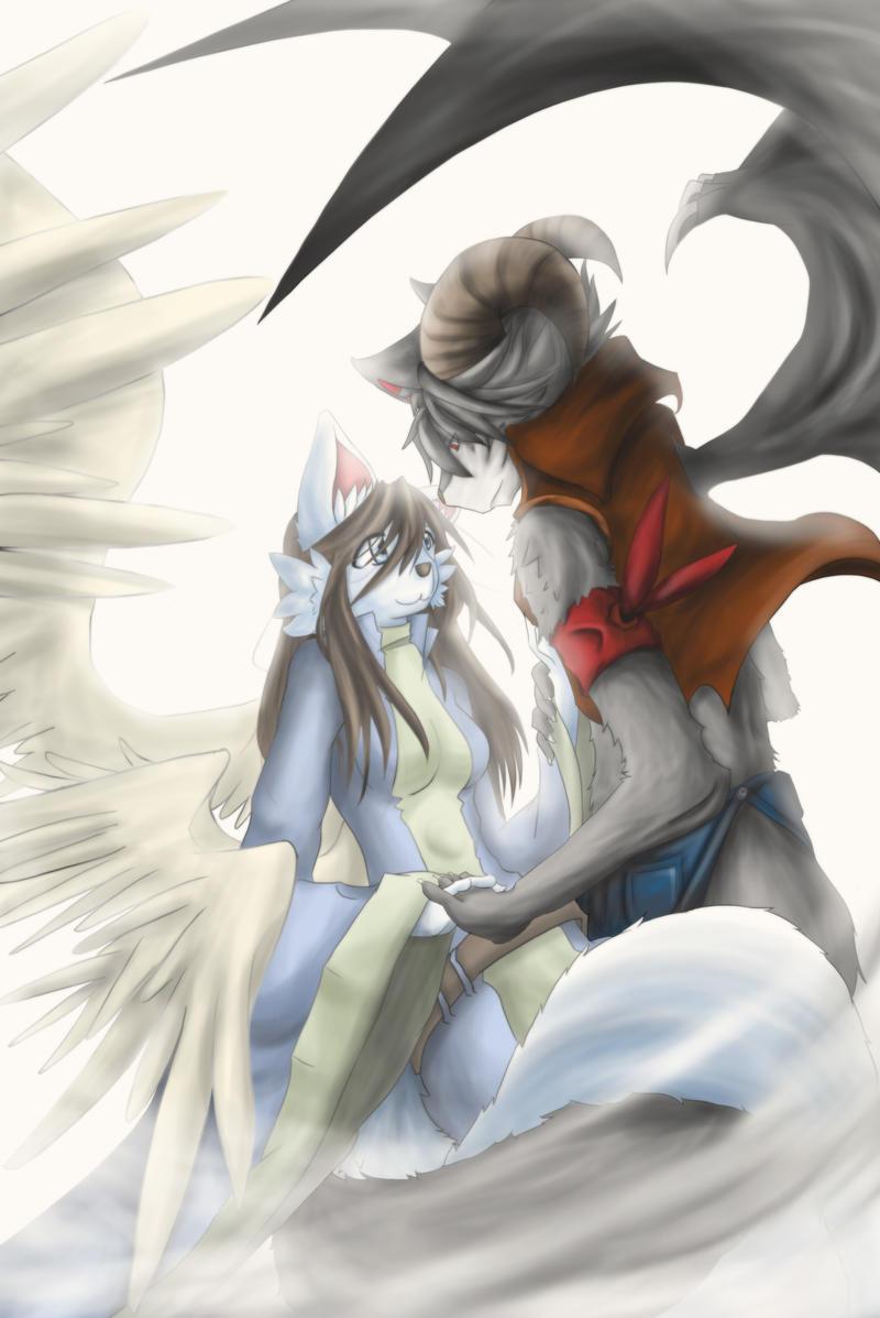 Anikam: Anime Angel And Devil