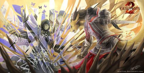 Mind Wrack - Guild Wars 2 Fan Art