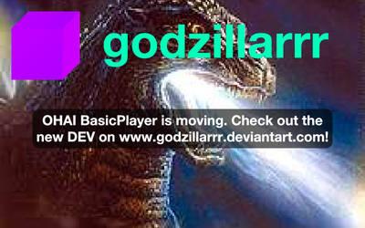 GODZILLARRR by BasicPlayer