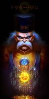Dragon Ball-Dr. Gero