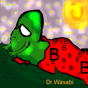 Dr.Wasabi by yoshette
