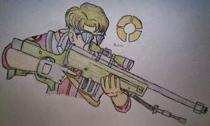 Titan Fortress 2 Extra - Auruo Bossard the Sniper
