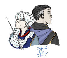 Weiss and Ironwood