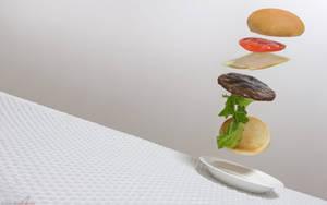 oops -burger- by TE2YA