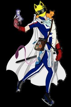 Anime girl v2