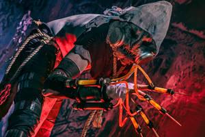 Scarecrow by Formaldegit
