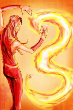 Shinpei's Flamedragon Ritual
